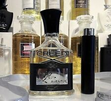 CREED Aventus EDP 10ml Sample Twist & Spray Travel Bottle - CLEARANCE