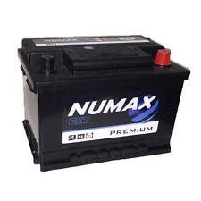 NUMAX 075 Heavy Duty 60 AH 540 A FORD FOCUS 1.8 Petrol Battery