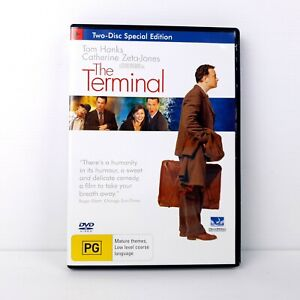 The Terminal - DVD - FREE POST