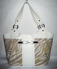 NEW GUESS Fiesty Animal Large Satchel Handbag MSR ; $110