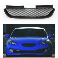 Front Hood Mesh Grille Bumper Grill for Hyundai Genesis Coupe 2008-2010-2012 US