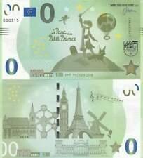 Biljet billet zero 0 Euro Memo - Le Parc du Petit Prince (053)