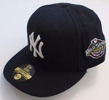 07005b7c0235b Womens Youth NY Yankees New Era 2001 World Series Fitted Baseball Cap 63 4  NEW