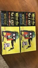 """New listing Hawk Model Co.-Weird-Ohs Car-icky-tures""""Wade A. Minut-The Wild Starter"""" Rat Fink"""