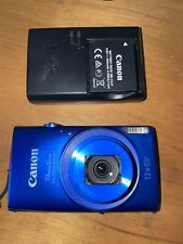 Canon PowerShot ELPH 170 IS 20.0MP Digital Camera - Blue