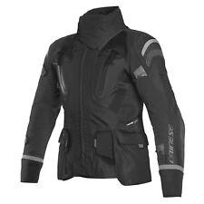 Dainese Antartica Gore-Tex Jacke hell-grau/schwarz Gr. 58 Motorrad Touren Jacket
