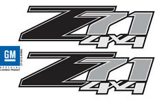 2012 Chevrolet Silverado Z71 4x4 decals - FB - 1500 2500 GM HD stickers Chevy