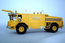 Resin 1/50 Yankee Walter Crash Truck Model CB3000 ARFF - San Diego Airport