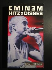 Eminem Hitz & Disses Unauthorized VHS Tested Marshal Mathers