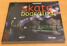 SKATE BOARDING Fabrice Le Mao Book (Paperback) Extreme Sports