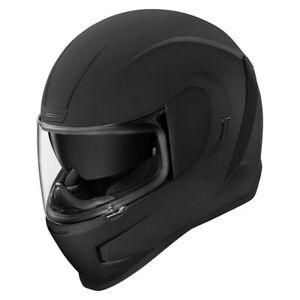 Icon Airform™ Full Face Helmet Motorcycle Street Riding Free exchanges & returns