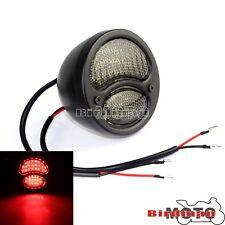 Steel LED Tail Light Tail Lamp For Ford Model A Duolamp Bobber Chopper Sportster