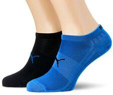 Puma Uomo Performance Train Light Sneaker 2p Calzini Blue/black (g5a)