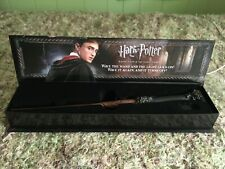 Harry Potter Illuminating Wand The Noble Collection