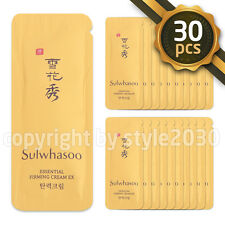 [Sulwhasoo] Essential Firming Cream EX 1ml x 30pcs (30ml) Amore Pacific Sample