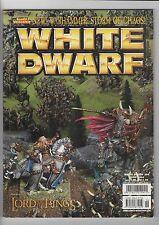 White Dwarf Magazine 294 Warhammer Storm of Chaos