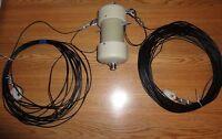 FD4 HF Dipole Antenna 80m 40m 20m 10m windom ocf wire balun unun multiband