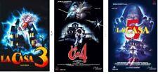 Dvd La Casa 3-4-5 - (1989/1990/1999) ......NUOVO
