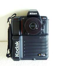 Kodak DCS 200 Digital Camera with  Nikon N8008s Camera