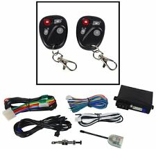 Ultrastart U1272-DP Remote Starter Car Start System w Keyless Entry (2) Remotes