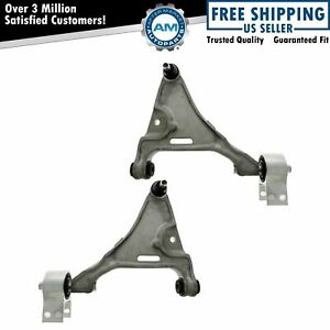 Front Lower Control Arm w/ Ball Joint Pair Set for 06-11 Buick Lucerne DTS