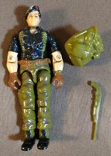 Vintage GI Joe ARAH loose figure: FLINT v1 - 1985 - Series Four - Complete