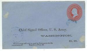 UO54 War Dept PSE Chief Signal Officer US Army