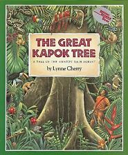 Lynne Cherry - Great Kapok Tree (2000) - Used - Trade Paper (Paperback)