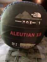 The North Face Aleutian 1S Sleeping Bag 55F / 13C