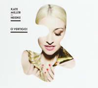 KATE MILLER-HEIDKE O Vertigo! CD BRAND NEW Gatefold Sleeve