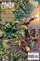 MARVEL COMICS CONAN VS THE LIVING DEAD  #6 NM UNREAD #60334-10 BR1