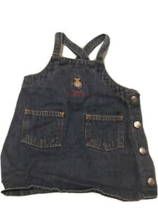 Polo Jeans Company Baby Girl Dress 3-6 Months