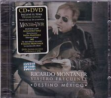 Ricardo Montaner Viajero Frecuente Destino Mexico CD+DVD New  Sealed