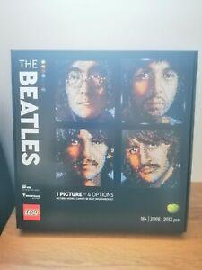 LEGO Art The Beatles (31198) NEW SEALED