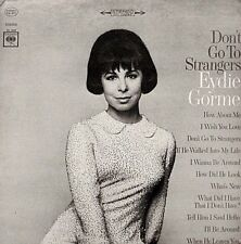 "EYDIE GORME ""DON'T GO TO STRANGERS"" PREMIUM QUALITY USED LP (NM/EX)"