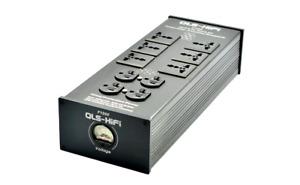 QLS F1000 HiFi Hi-Fi Audio Noise Power Filter Power Purifier AC power socket