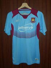 PERFECT WEST HAM UNITED FC Football REEBOK size S Shirt Jersey Maglia England