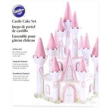 Wilton Romantic Princess Castle Cake Set