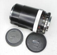 Contarex 135mm f2.8 Sonnar Nikon SLR  #4220431