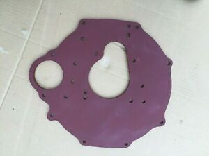 Austin Healey Rear Engine to Gearbox Plate #2