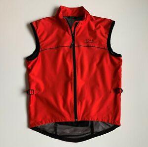 Gore Bike Wear Winstopper Men's Vest Size L Red