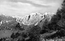 Cartolina La Presolana Panorama 1958