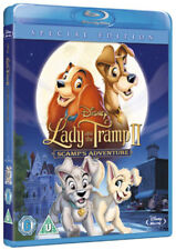 Lady And The Tramp II - Special Edition Blu-RAY NEW Blu-RAY (BUC0166501)