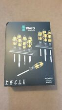 !BOX ONLY! WERA 133285 Big Pack Kraftform Chiseldriver 900 Series Set of 13