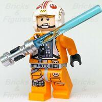Star Wars LEGO® Luke Skywalker Jedi X-Wing Snowspeeder Pilot Minifig 75259 75235