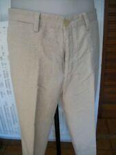 Pantalon habillé coton et lin beige CAMEL ACTIVE T.50 costume ou 44fr pg5