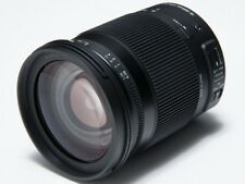 SIGMA high magnification zoom 18-300mm F3.5-6.3 DC MACRO HSM Pentax for APS-C