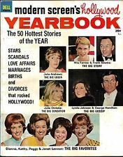 Modern Screen magazine- Hollywood Yearbook 1967