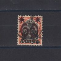 DANZIG GERMANY 1920, Mi#19DDII, CV€200, Used