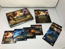 World of Warcraft Blizzard PC Win Mac Dvd Game, Blizzard 2013 Epic Quest